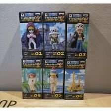 Free Gift! ONE PIECE WCF World Collectable Figure HISTORY OF LAW Set Corazon