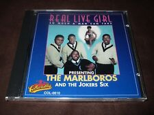 Marlboros & the Jokers Six, Real Live Girl/So Much A Man Can Take  (1995)