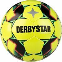 Derbystar Fußball Brillant APS Futsal gelb grün orange Gr 4