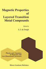 Magnetic Properties of Layered Transition Metal Compounds (Physics and Chemistry