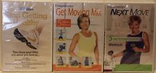 NEW 3 Weight Watchers workout DVD lot Get Moving Mix Next move getting healthy