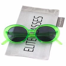 Clout Goggles Rapper Hypebeast Cool Migos Yachty Glasses Kurt Cobain THIN FRAME