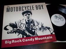 "The Motorcycle Boy ""Big Rock Candy Mountain"" 12"" Rough Trade – RTT 210 Uk 1987"