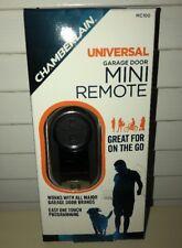 Chamberlain Universal Mini Garage Door Remote MC100 BRAND NEW SEALED