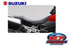 2014 - 2016 VSTROM V-STROM DL1000 NEW OEM SUZUKI 30MM LOW SEAT BLACK / GRAY