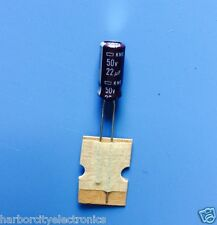 EKME500ETD220ME11D+000 NIPPON CHEMI-CON CAP 22UF 50V RADIAL 5X11mm ROHS