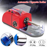 Electric Automatic Cigarette Rolling Machine DIY Tobacco Injector Maker Roller