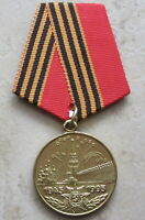 RUSSIA USSR ARMY VETERAN MEDAL: 50 YEARS VICTORY IN WWII, 1945-1995