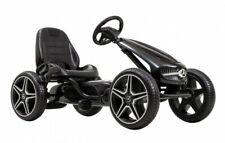 Go-Kart Mercedes-Benz Dreamkart, Lizenziertes Tretauto, Kettenantrieb, Freilauf,