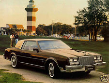 1982 Buick Riviera Coupe, At Lighthouse, Refrigerator Magnet,40 MIL