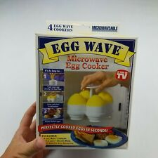 Egg Wave Microwave Egg Cooker in Great Condition