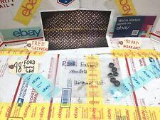 1996 1997 1998 1999 FORD TAURUS SHO 3.4L REAR EXHAUST MANIFOLD MOUNTING NUT BOLT