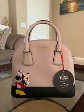 Kate Spade x Disney MINNIE MOUSE Bag Medium Dome Zip Satchel New Release! LAST 1