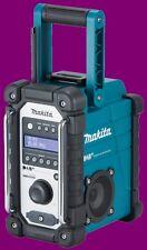 MAKITA Baustellenradio DMR110 DAB Digital Audio Broad. NEU v. Fachhändler