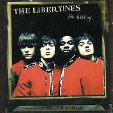 The Libertines-The Best Of The Libertines A Time for Heroes CD