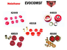 NOLATHANE EVOCOM5F FRONT VEHICLE ENHANCEMENT KIT HOLDEN COMMODORE VT VX VU WH
