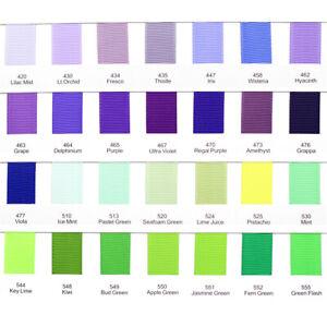 Grosgrain Ribbon 1 3 metres 9 25 38 50 75mm - Premium Quality Ribbon Purple