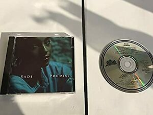 SADE. PROMISE. ORIGINAL 1985 FIRST ISSUE UNBARCODED CD ALBUM. EPIC CD EPC 86318.