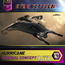 Star Citizen - Anvil Hurricane LTI original concept