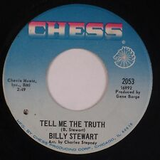 BILLY STEWART: What Have I Done USA CHESS Crossover Soul 45