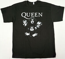 QUEEN T-shirt Bohemian Rhapsody Freddie Mercury Tee Mens M-2XL New