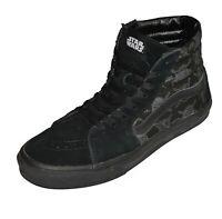 Star Wars x Vans Sk8-Hi Dark Side Darth Storm Skate Shoes US Mens 8.5 Womens 10