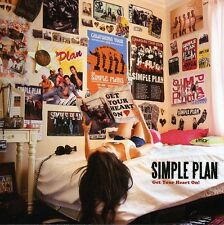 Simple Plan - Get Your Heart on! (Deluxe) [New CD] Canada - Import