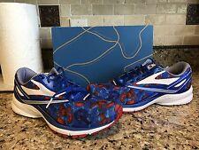 Brooks Launch 4 Boston Marathon Lobster Men's Running Shoes NEW 13