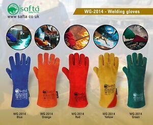 🔥Welding Gloves Welders Gauntlets for BBQ   Oven   TIG   MIG   Solding Gloves🔥