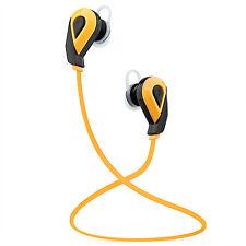 YellowWireless Bluetooth Headphones In-Ear Surround Sound Sports Earphones