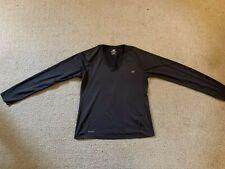 New Balance Lightning Dry ladies long sleeved top in black - medium size