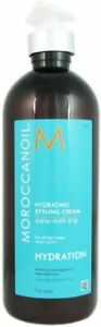MOROCCANOIL HYDRATING STYLING CREAM FOR ALL HAIR TYPES ,HYDRATION FREE POSTAGE