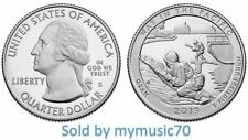 2019 S War in the Pacific Nat. Hist. Park Quarter Guam (GU)    **ON HAND**