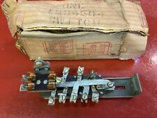1938 PACKARD 6 DELCO REMY HEADLIGHT SWITCH NOS 1994504