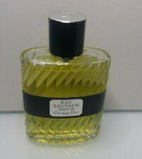 Original Christian Dior Eau Sauvage Parfum 5 ml