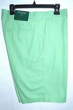 BOBBY JONES 100% COTTON GOLF SHORTS****32****OPEN GREEN****SPECIAL SALE PRICE