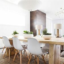 Plastic Contemporary Dining Chairs