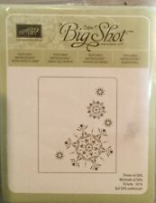 Stampin Up Textured Impressions Northern Flurry RETIRED