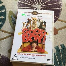 GOOD BOY DVD.