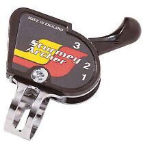 Sturmey & Archer 3Gang Clickschalter, Daumenschalter,  3 Gang Shifter S&A