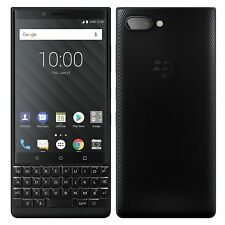 BlackBerry KEY2 Dual Sim 4.5'' Black 64GB 6GB RAM Android 8.1 Phone By Fedex