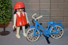 8254 playmobil fietser 3573 3418 klicky