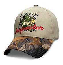 Angler Cap Kappe Mütze Camouflage Fishing Angler Mütze Angeln Camo Schirm Beige