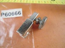 PRESSER FOOT ADAPTER for Kenmore 158 SUPER HIGH SHANK to use LOW SHANK feet