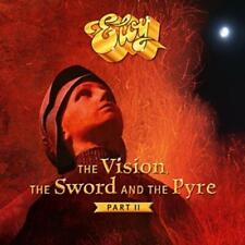 ELOY The Vision, The Sword and the Pyre - Part II  SEALED 2019 DIGIPAK CD