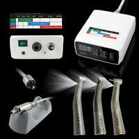 NSK KAVO Dental Electric Motor + 1:1 1:5 16:1 Fiber Optic Handpiece Inner Spray