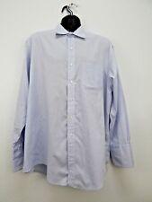 Brooks Brothers Men's 100% Cotton Long Sleeve Button Down Shirt 171/2 -34 USA