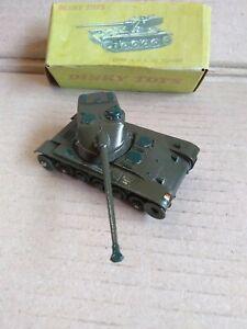 Vehicules militaires dinky toys char AMX 13 Tonnes.