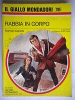 Rabbia in corpoDaniels NormanMondadorigiallo1265 Carvelgideon marric 18