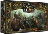 CMON A Song Of Ice And Fire Miniature Kickstarter Hand Of The King Bundle/pledge